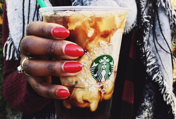 Instagram Starbucks