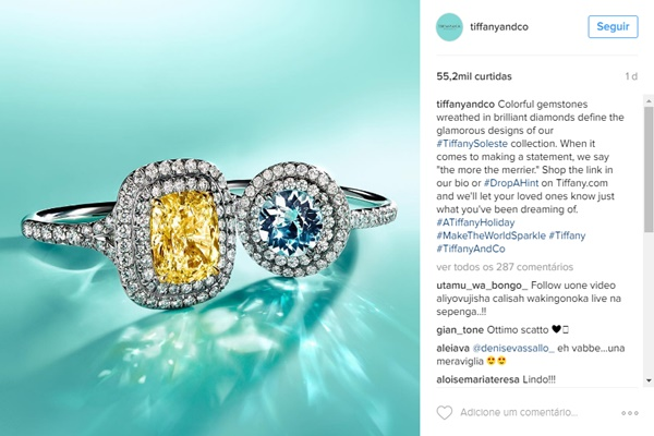 Instagram Tiffany&Co